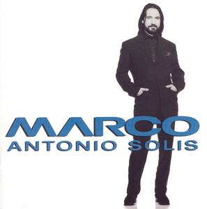 Marco Antonio Solis Albumcover