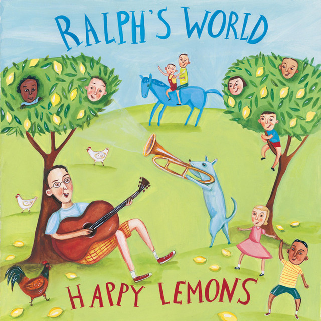 Happy Lemons by Ralph's World