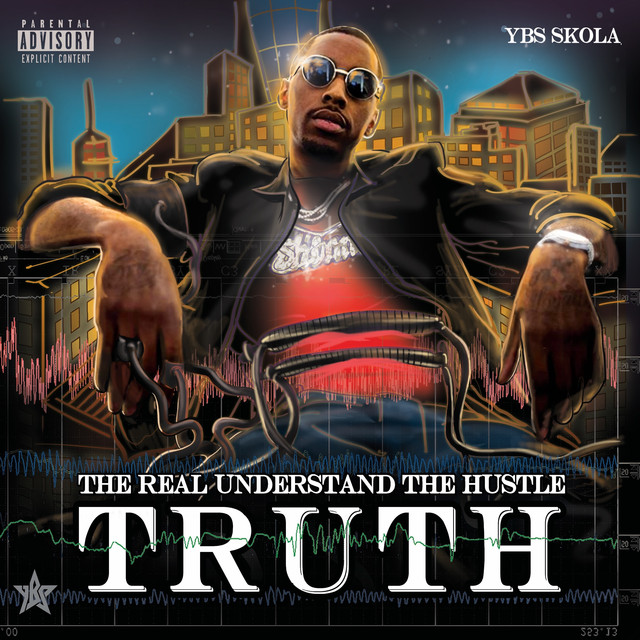 Album cover for Truth by YBS Skola