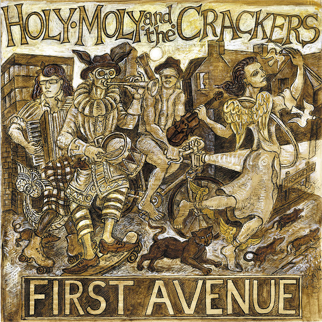 Holy Moly and the Crackers tickets and 2019 tour dates