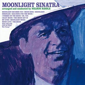 Moonlight Sinatra Albumcover