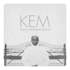 Kem, Ledisi Be Mine For Christmas cover