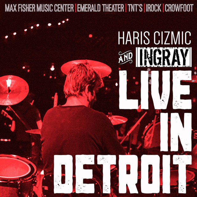 Live in Detroit by Haris Cizmic on Spotify