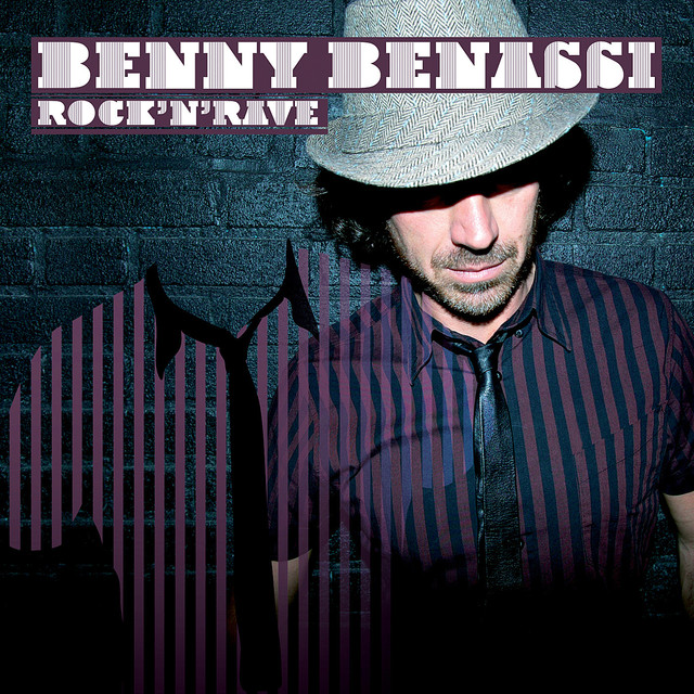 Benny Benassi Rock 'n' Rave album cover