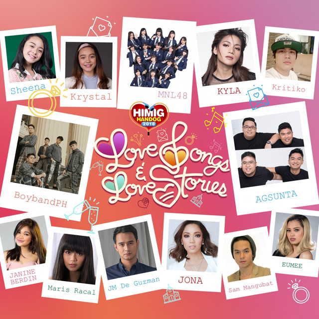 Himig Handog 2018 (Love Songs & Love Stories) By Various