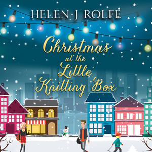 Christmas at the Little Knitting Box - New York Ever After, Book 1 (Unabridged)