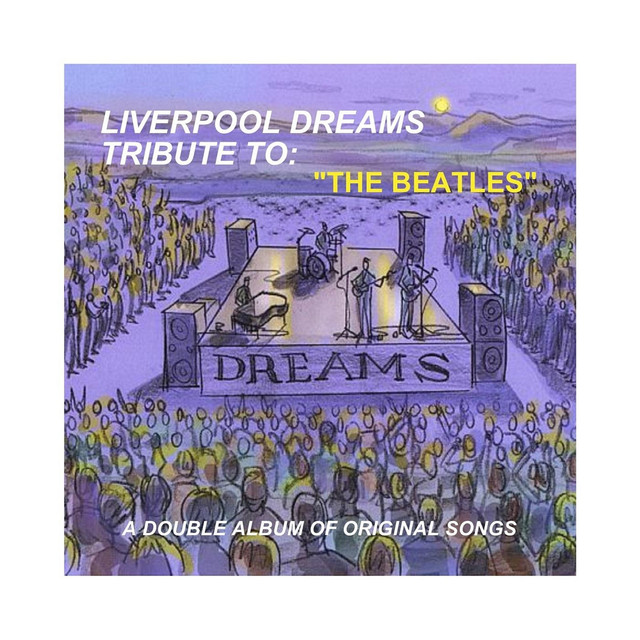 Double Album of Original Songs in Tribute to The Beatles by