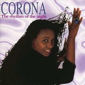 Corona Rhythm of the Night cover