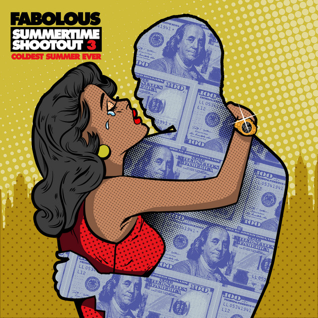 Album cover for Summertime Shootout 3: Coldest Summer Ever by Fabolous