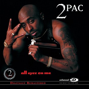 All Eyez On Me Albumcover