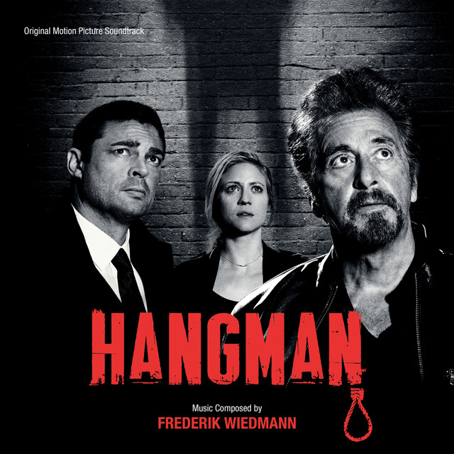 Album cover for Hangman (Original Motion Picture Soundtrack) by Frederik Wiedmann