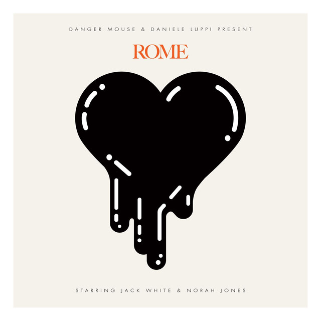 Danger Mouse, Daniele Luppi Rome album cover
