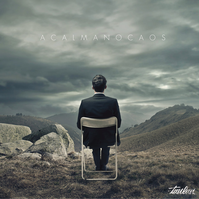 Album cover for Acalmanocaos by Tanlan