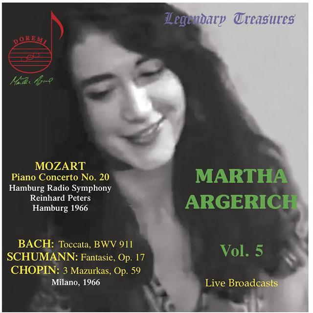 Martha Argerich Live, Vol. 5