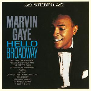 Hello Broadway Albumcover