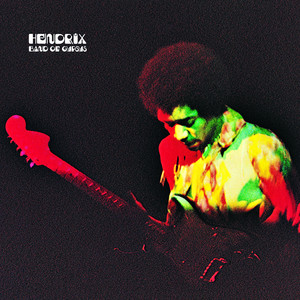 Band Of Gypsys Albumcover