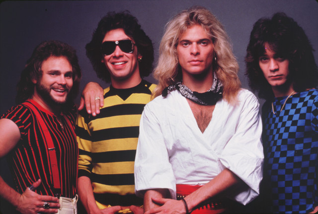 Van Halen photo