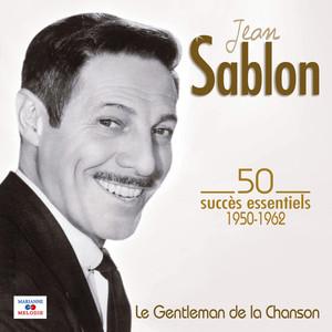 Jean Sablon La chanson de Paris cover