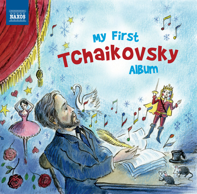 My First Tchaikovsky Album Albumcover