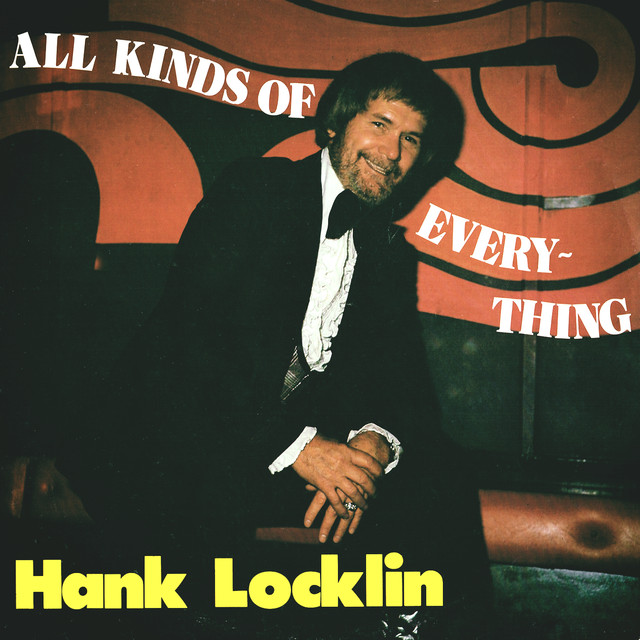 Hank Locklin All Kinds of Everything album cover