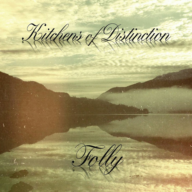 Kitchens of Distinction Folly album cover