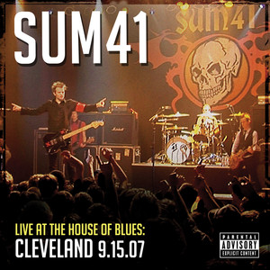 Live At The House Of Blues: Cleveland 9.15.07 Albumcover