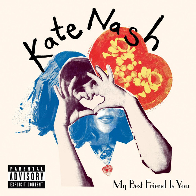 Kate Nash My Best Friend Is You album cover