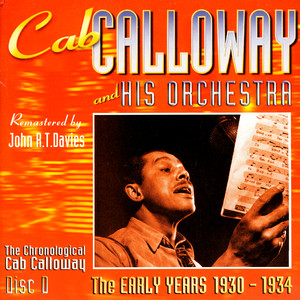The Early Years 1930 - 1934 Disc D album