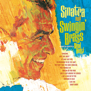 Sinatra And Swingin' Brass Albumcover