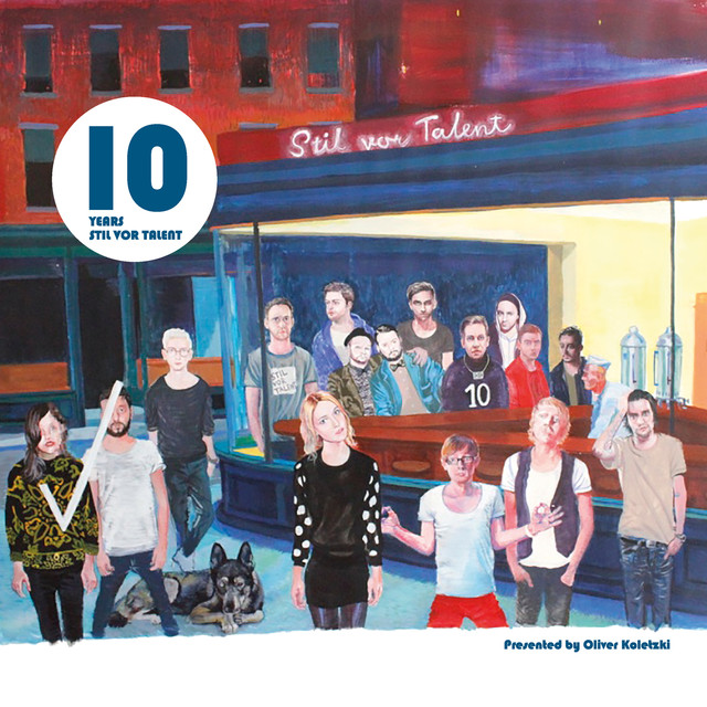 10 Years Stil vor Talent Presented by Oliver Koletzki
