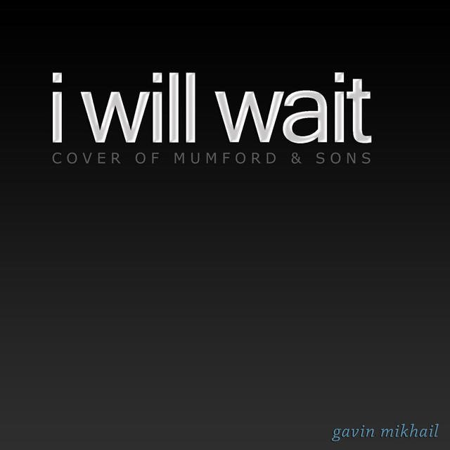 I Will Wait For You Mumford Sons Covers By Gavin Mikhail On Spotify