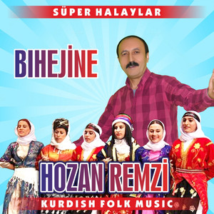 Bıhejine / Süper Halaylar (Kurdish Folk Music) Albümü