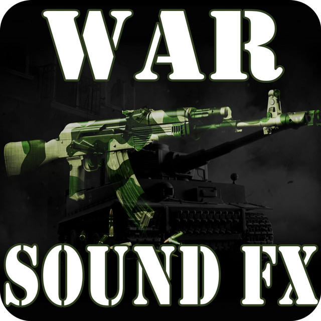 War Zone Guns & Explosions Sfx Sound Effect, a song by Royalty Free