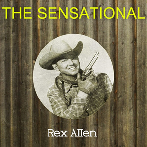 The Sensational Rex Allen album