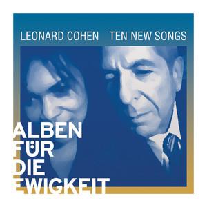 Leonard Cohen Alexandra Leaving cover