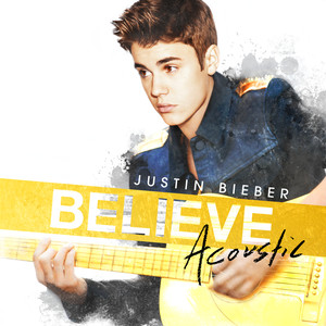 Believe Acoustic Albumcover