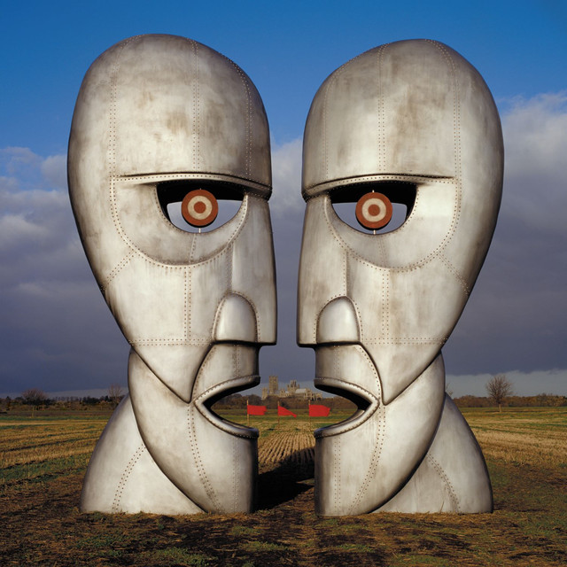 The Division Bell (2011 Remastered Version) Albumcover