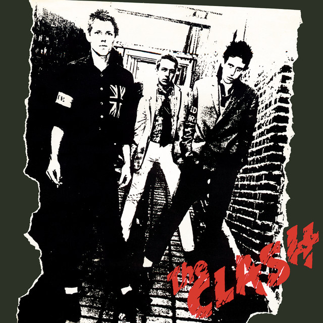 Znalezione obrazy dla zapytania the clash the clash