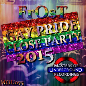 Gay Pride Close Party 2015
