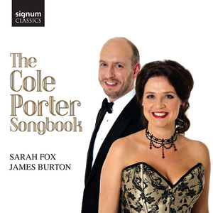 Cole Porter, Sarah Fox, James Burton Anything Goes cover
