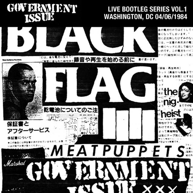 Live Bootleg Series Vol. 1: 04/06/1984 Washington, DC @ Pierce Hall