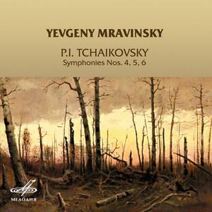 Tchaikovsky: Symphonies Nos. 4, 5 & 6 Albumcover