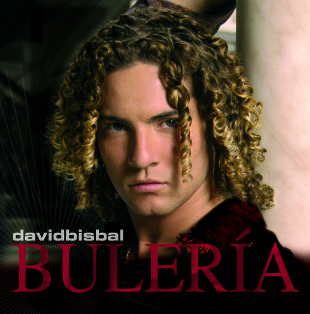 David Bisbal Bulería album cover