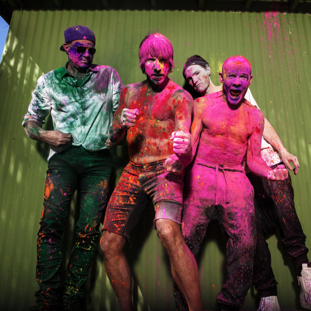 Musik Artist 'Red Hot Chili Peppers'