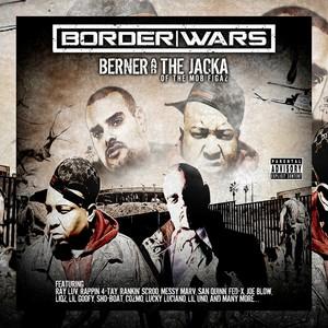 Border Wars Albumcover