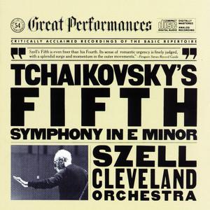 Tchaikovsky: Symphony No. 5 in E minor, Op. 64 Albumcover