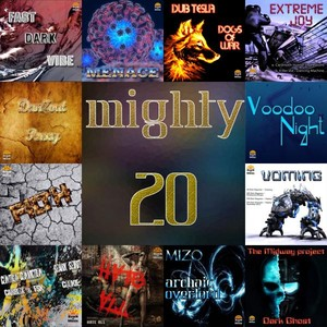 Mighty 20 Albumcover
