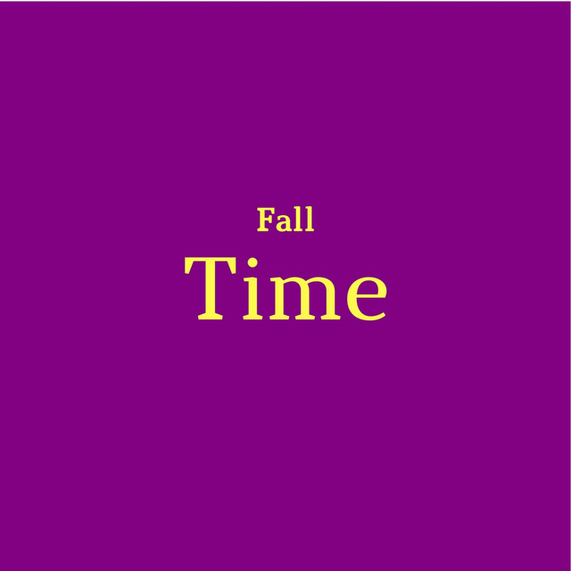 Album cover for Fall Time by Various Artists