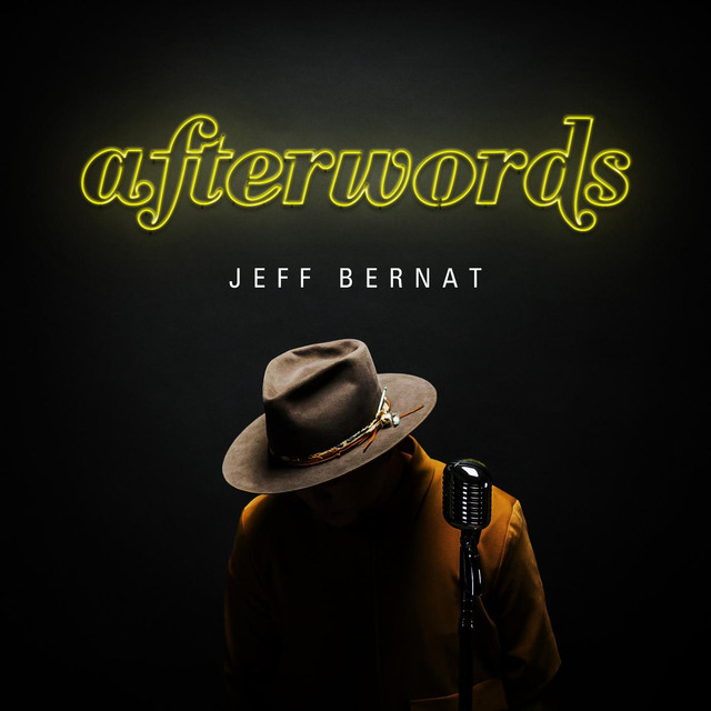 Album cover for Afterwords by Jeff Bernat