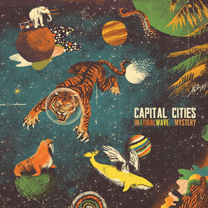 Capital Cities Center Stage cover